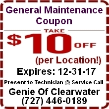 Garage Doors Genie 727 446 0189 Clearwater Garage Doors